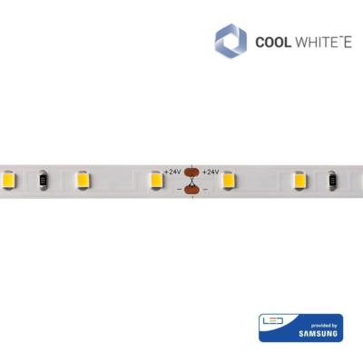 STRIP LED CL30036 7.2W/MT 24V IP65 6500K