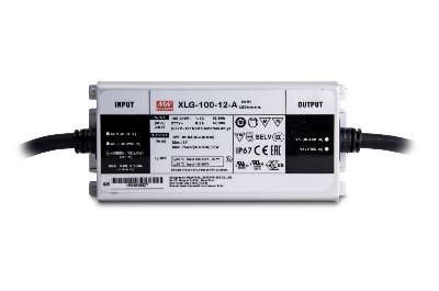ALIMENTATORE MEANWELL XLG-100-12A IP67 AC/DC