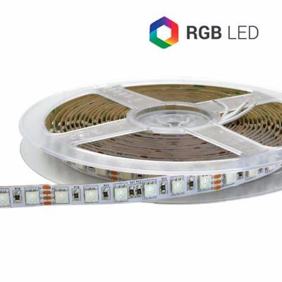 STRIP LED CC420100 RGB 20W/MT IP20 24V SUPER BRIGHT