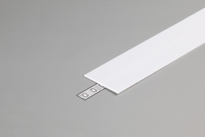 COVER H SLIDE 1000MM BIANCO