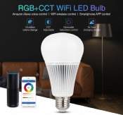 MI-LIGHT BULBO E27 9W RGB+CCT ALEXA YB1