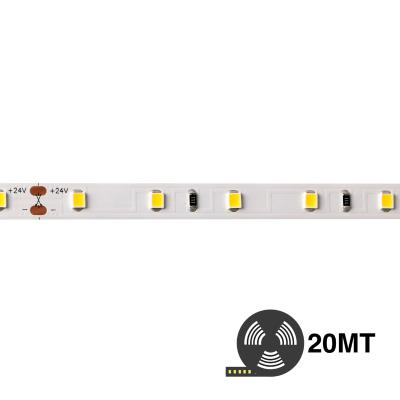 STRIP LED 20MT CL30036 7.2W/MT 24V IP20 3000K