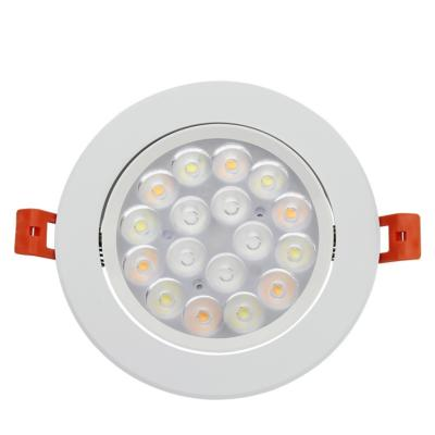 MI LIGHT FARETTO DA INCASSO 9W RGB+CCT FUT062