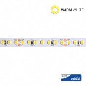 STRIP LED CL60072 14.4W/M 24V IP65 2700K