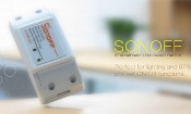 SONOFF BASIC WIFI INTERRUTTORE SMART