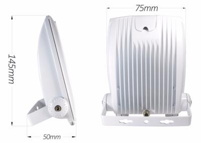 FARO 10W NEW BRIDGELUX BIANCO 4500K IP65