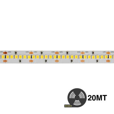 STRIP LED 20MT CL1200130 26W/MT 24V IP20 3000K