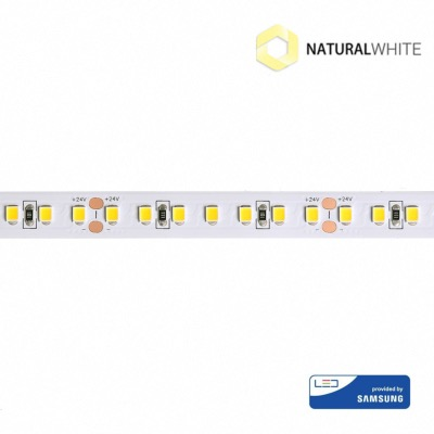 STRIP LED CL60072 14.4W/MT 24V IP67 4000K