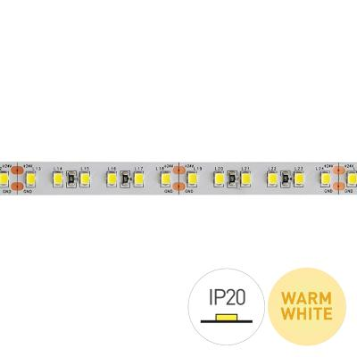 STRIP LED CL60048 2835 9.6W/MT IP20 24V 3000K(EX 2431)