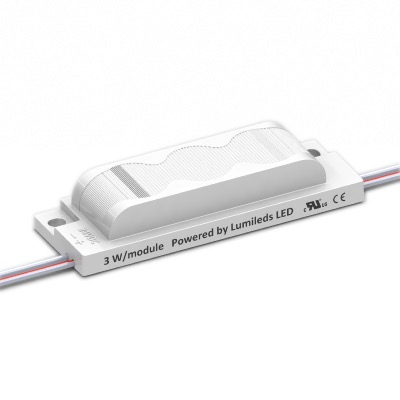 MODULO LED LUMILEDS 3W 390LM SIDEVIEW 11Dx40D 24V IP68 6000K