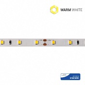 STRIP LED CL30036 7.2W/MT 24V IP65 2700K