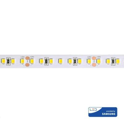 STRIP LED CL60072 14.4W/MT 24V IP65 6500K