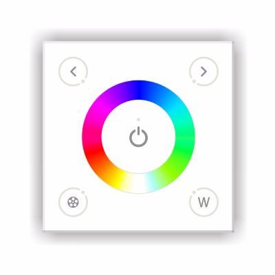CONTROLLER TOUCH PARETE PER RGB+W VETRO
