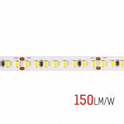 STRIP LED HE80060 150LM/W 12W/MT IP20 24V 6000K