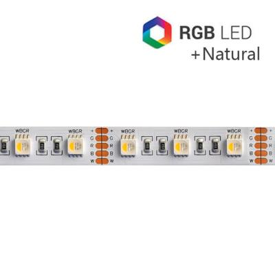 STRIP LED CC30096 4IN1 19.2W/MT IP20 24V RGB+4000K