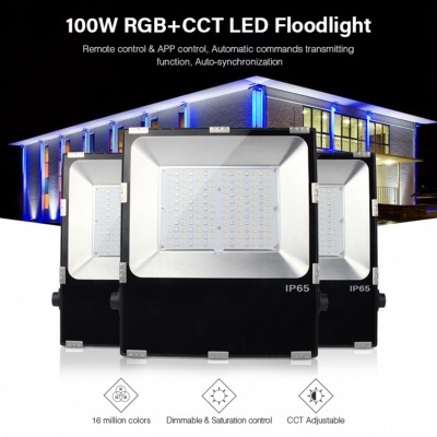 FARO PROIETTORE LED 100W RGB+CCT MI LIGHT FUTT07