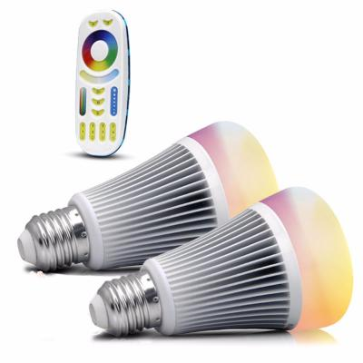 MI LIGHT STARTER KIT 2x E27 RGB+CCT 8W+TELECOMANDO