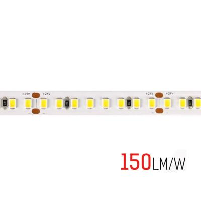 STRIP LED HE80060 150LM/W 12W/MT IP65 24V 6000K(10000K+)