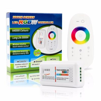 KIT CONTROLLER RGBW FULL TOUCH 10A MI LIGHT FUT027