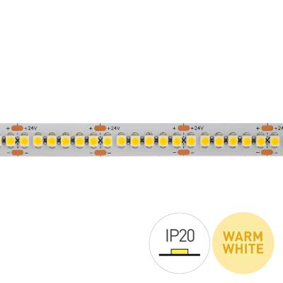 STRIP LED CL120096 2835 19.2W/MT IP20 24V 3000K (EX 1019)