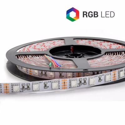 STRIP LED CC30072 RGB 14.4W/MT IP20 24V