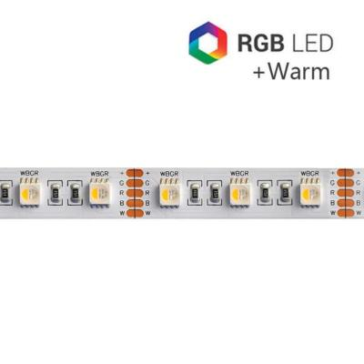 STRIP LED CC30096 RGBW 4IN1 19.2W/MT IP65-TR 24V RGB+3000K (EX 2956)