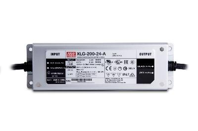 ALIMENTATORE MEANWELL XLG-200-24A IP67 AC/DC