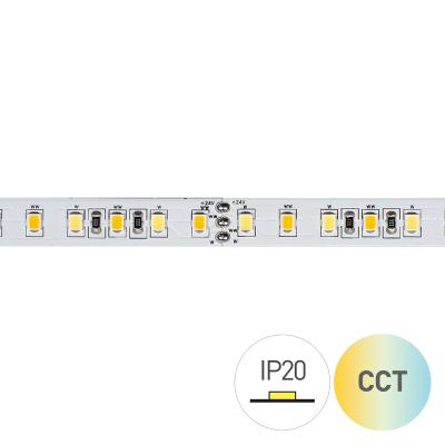 STRIP LED CC60080 16W/MT 24V CCT 2700-6000K IP20