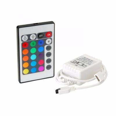 CONTROLLER RGB IR 6A INFRAROSSI 72W